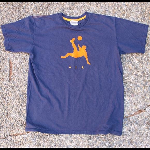 883f69108e20a Vintage Nike Air Gray Tag T-shirt